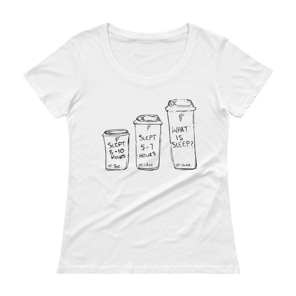 HEBREWS COMMUNITY COFFEE WOMAN'S T-SHIRT
