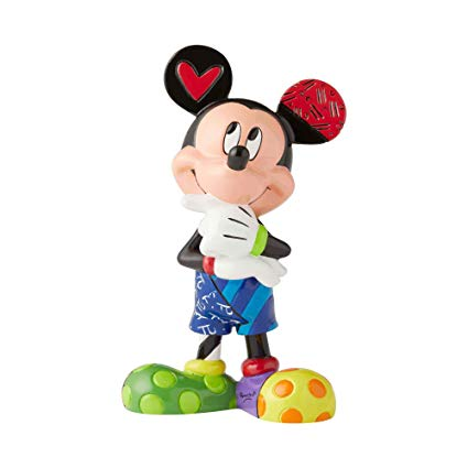 Mickey Mouse Thinking Figurine (Medium)