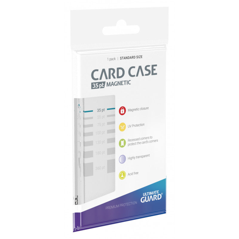 Magnetic Card Case (35pt)