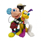 Mickey Mouse & Pluto 90th Anniversary