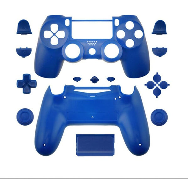 PS4 Controller Full Shell and Buttons Mod Kit for PS4/PS4 Pro Slim Controller