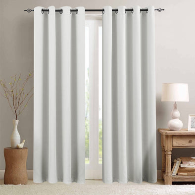 Room Darkening Curtain Window Treatment Blackout Drape for Bedroom 1 Panel