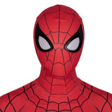 spiderman ffh costume black and red