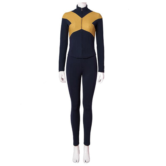 Jean Grey Cosplay Costume X-Men Dark Phoenix Replica Suit for Women 2019 Halloween