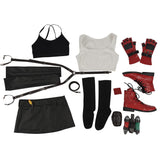 Tifa Lockhart cosplay outfit