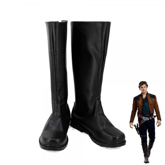 han solo cosplay boots