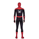 spiderman black and red costume