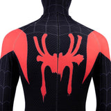 Miles Morales Cosplay Costume Spider-Man Into the Spider-Verse for men