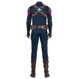 Captain America Cosplay Costume Avengers 4
