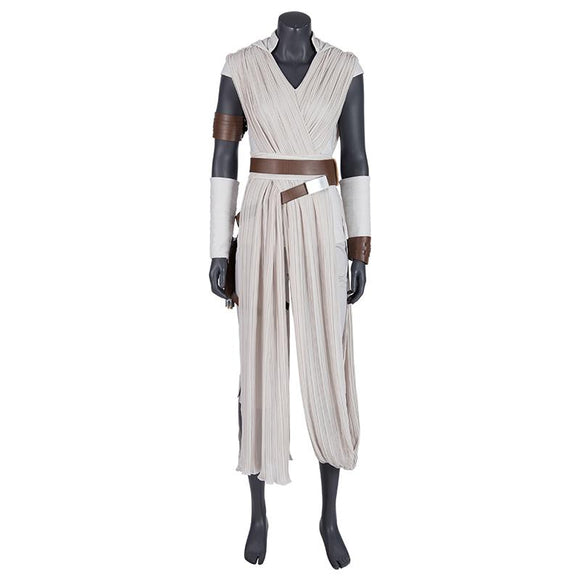 The Rise of Skywalker Rey Cosplay Costume Star Wars IX Rey cosplay outfit