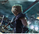 cloud strife ff7 remake