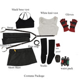 Tifa Lockhart Cosplay Costume Final Fantasy VII Remake Replica costume