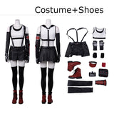 Tifa Lockhart cosplay costume Final Fantasy Vii Remake cosplay costume version B