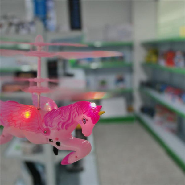 Flying Fairy Unicorn Doll