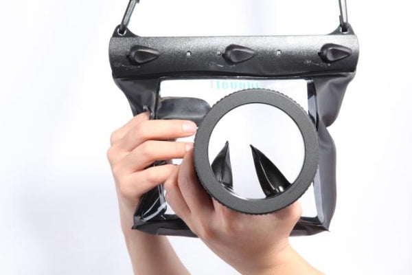 Underwater DSLR Case