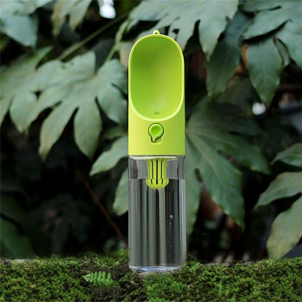 Carbon Filter Pet Water Bottle