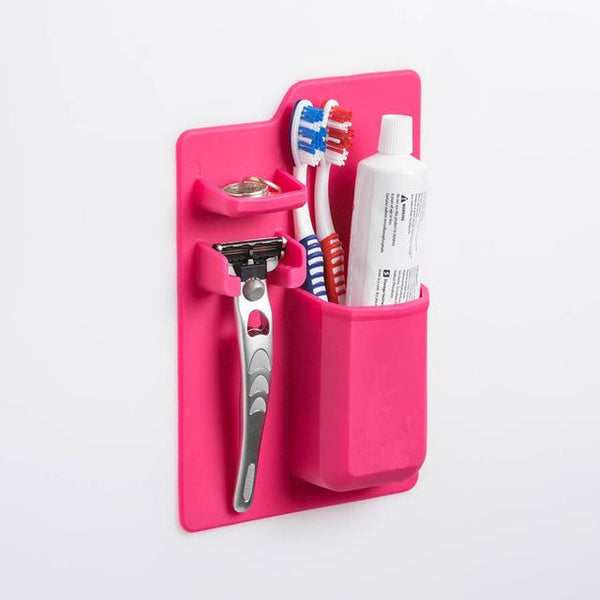 Creative Mighty Silicone Toothbrush Toothpaste Holder