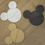 Load image into Gallery viewer, Coasters with Character (4pc set) - Drink Coasters