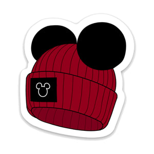 Ears Beanie Decal