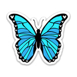 Load image into Gallery viewer, 3 Pack Butterfly Themed Decals