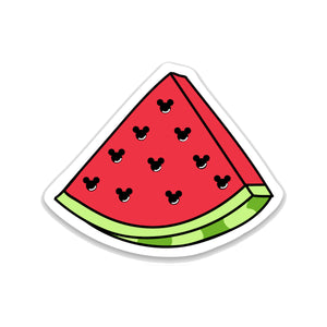 Watermelon Treat Decal