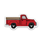 Load image into Gallery viewer, Old Time Truck Decal
