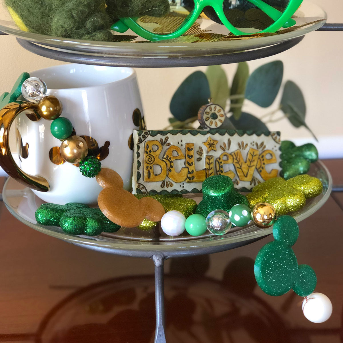 Luck of the Irish Character Garland