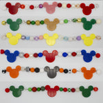 Load image into Gallery viewer, Super Seasonal Set of Character Garland (6 pcs) FREE SHIPPING