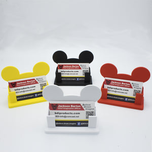 BizEarNess Business Card Holder