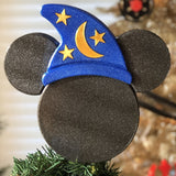 Christmas Tree Topper - Classic Icon with Hat