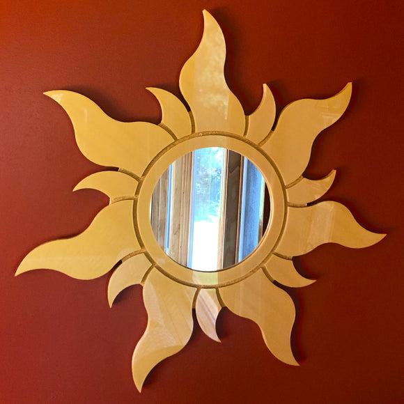 Lost Princess Sun Mirror (FREE SHIPPING)