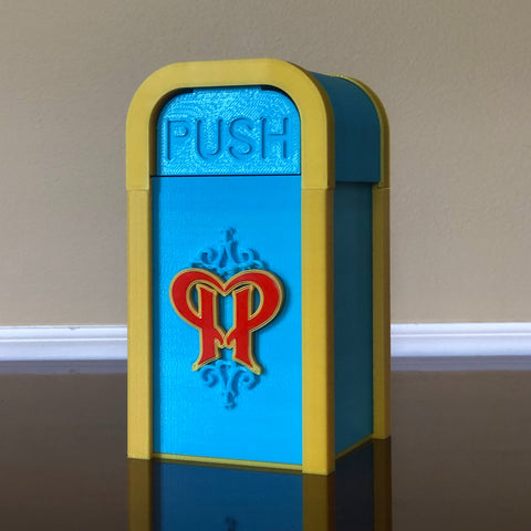 Pixar Pier Desktop Trash Can