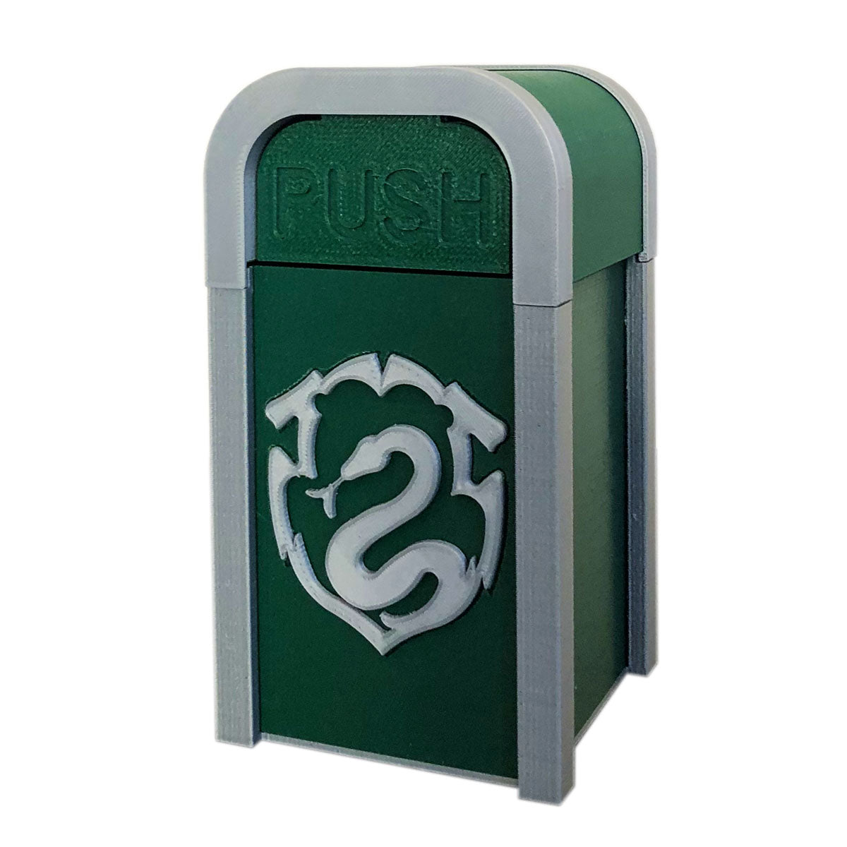 Ambitious Serpent Desktop Trash Can