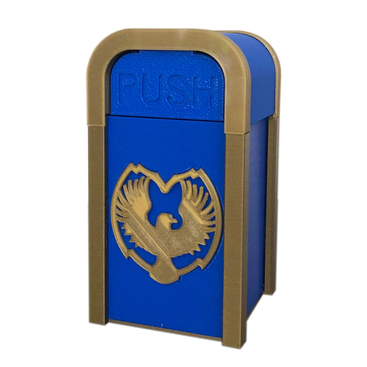 Wise Eagle Desktop Trash Can