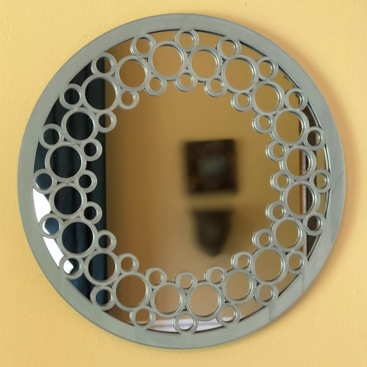 "Hidden Mouse Round 10"" Mirror (FREE SHIPPING)"