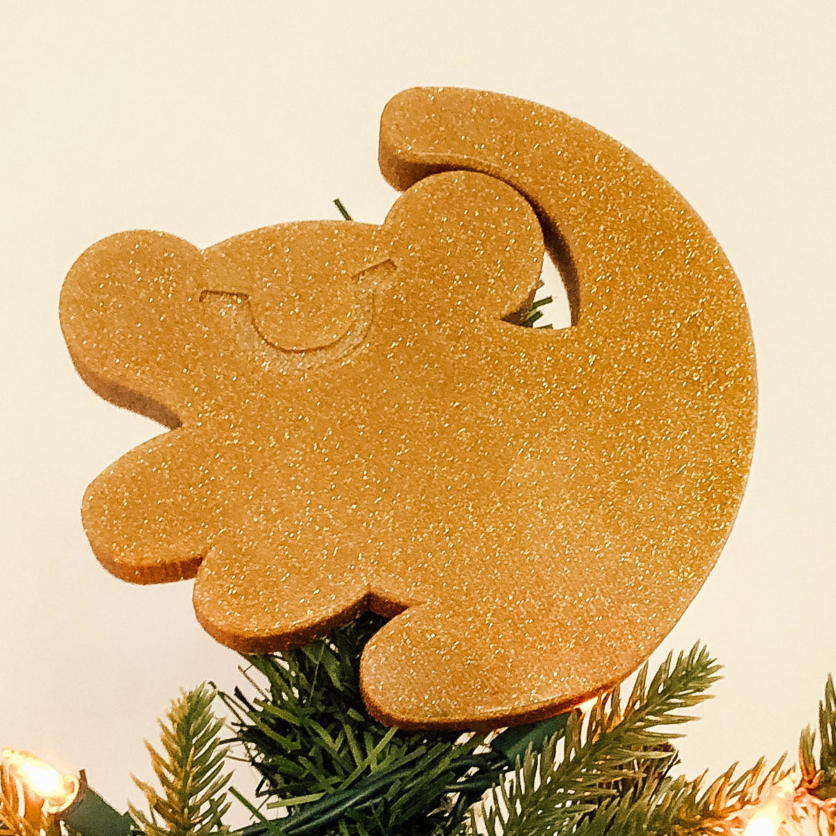 Baby Lion Christmas Tree Topper (FREE SHIPPING)