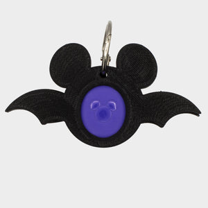 Black Halloween Bat Magic Band Buddy