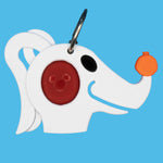 Load image into Gallery viewer, Ghost Dog Magic Band Buddy