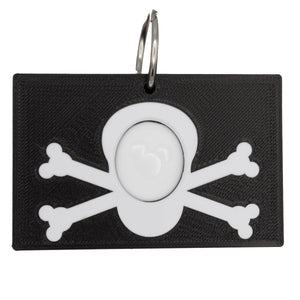 Jolly Roger Pirate Flag Magic Band Buddy