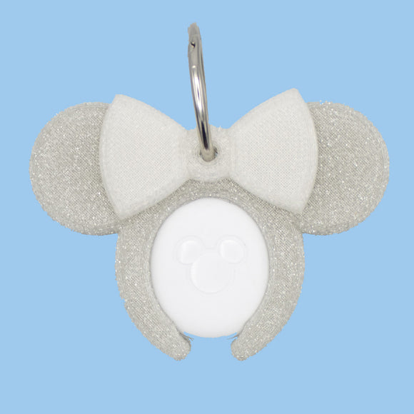 Sparkle Silver Ears Magic Band Buddy