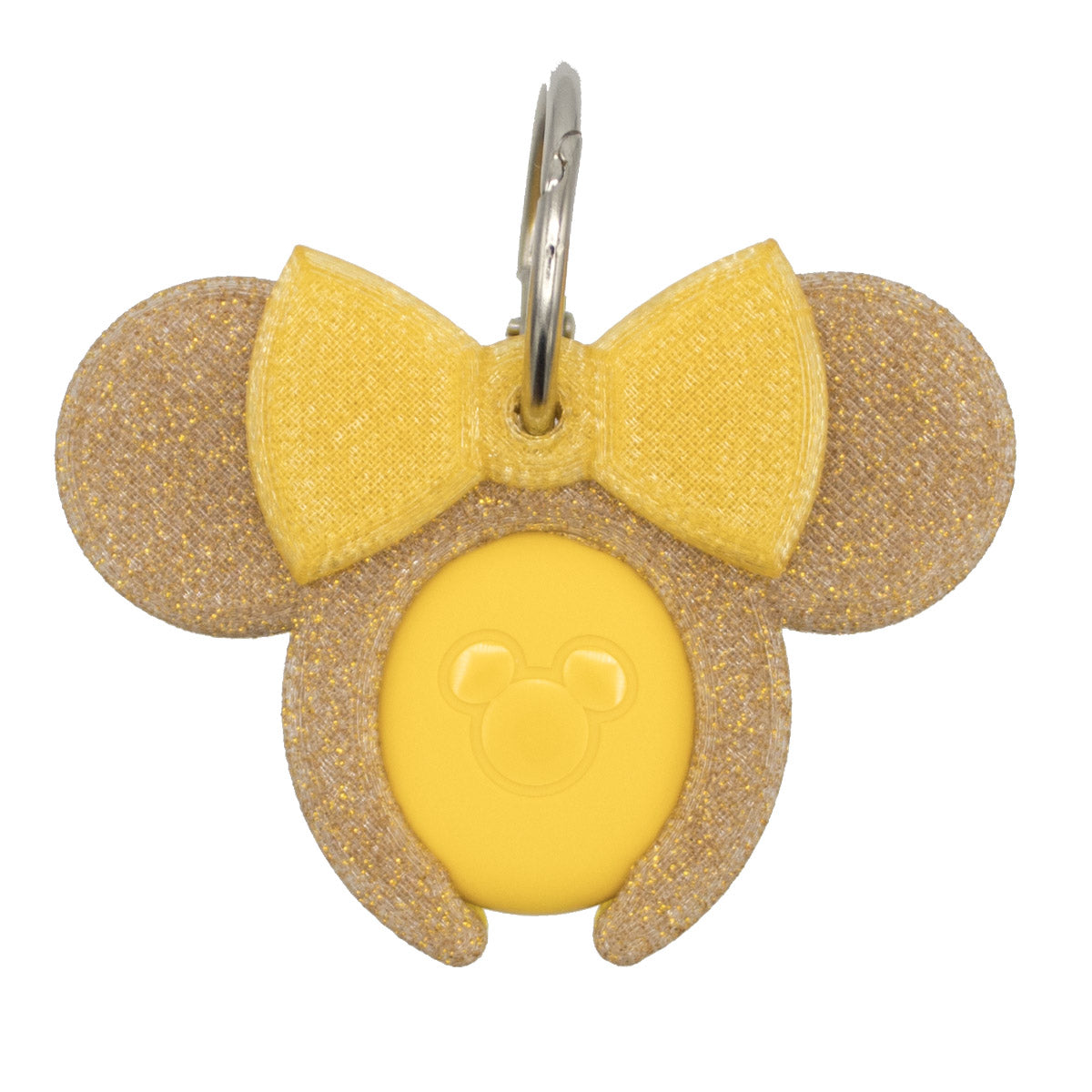 Glitter Gold Ears Magic Band Buddy