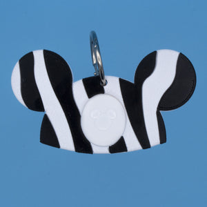 Zebra Ears Magic Band Buddy