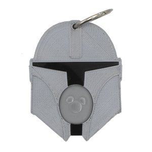 Bounty Hunter Helmet Magic Band Buddy