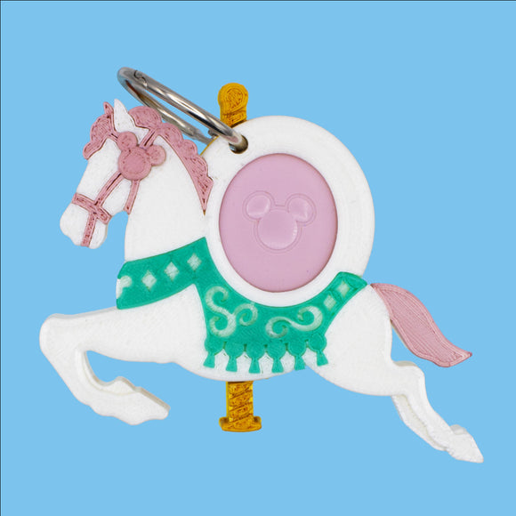 Carousel Horse Magic Band Buddy