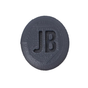 Monogrammed Placeholder Puck / Icon