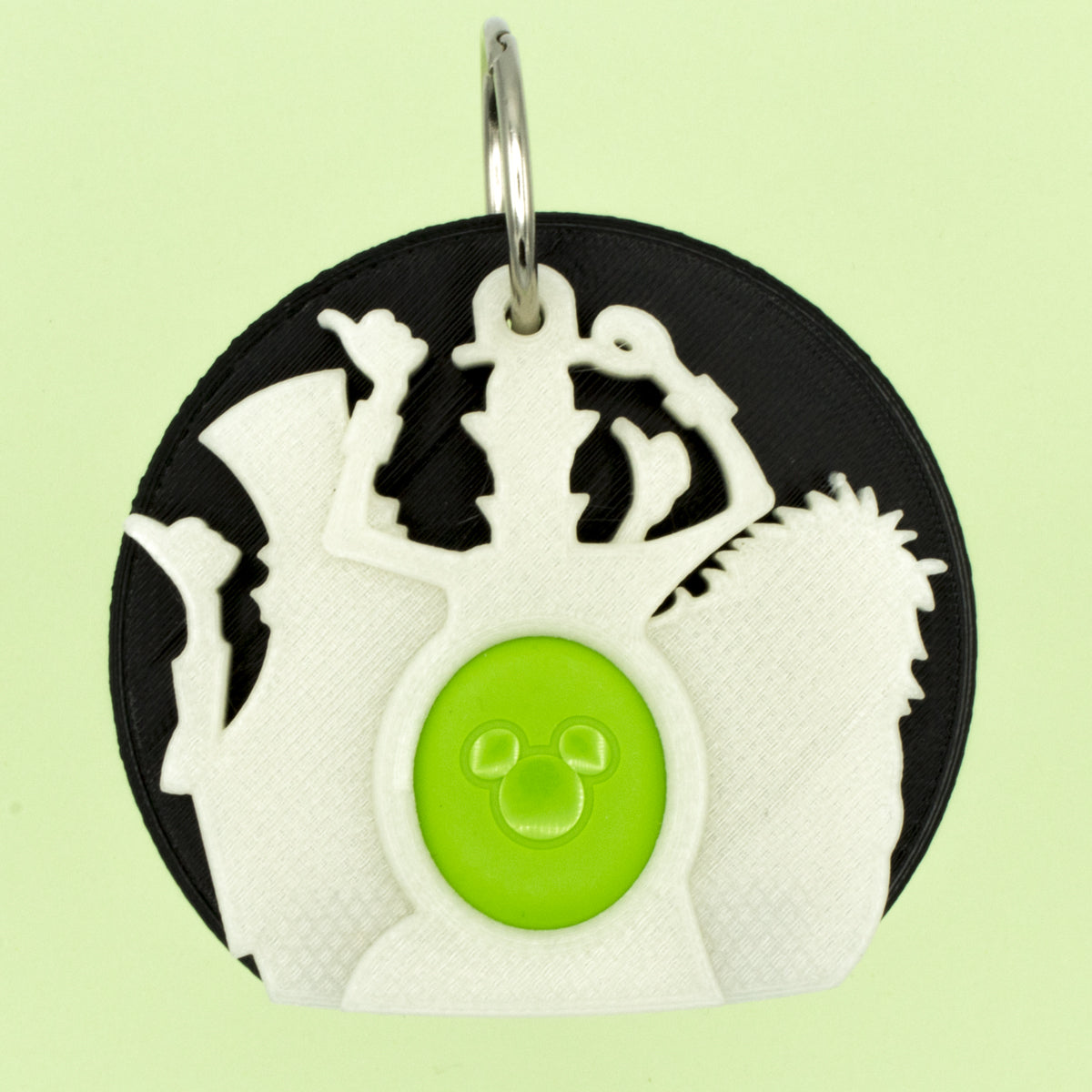 Grim Grinning Ghosts Magic Band Buddy