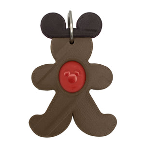 Gingerbread Magic Band Buddy
