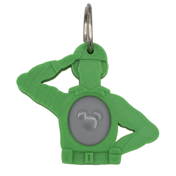 Toy Green Army Man Magic Band Buddy