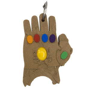 Infinity Gauntlet Magic Band Buddy