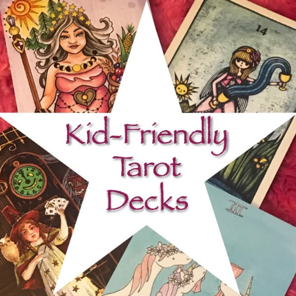 KId-Friendly Tarot Decks